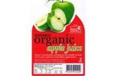 Organic Juice Apple 2L bottle (6ea/box)