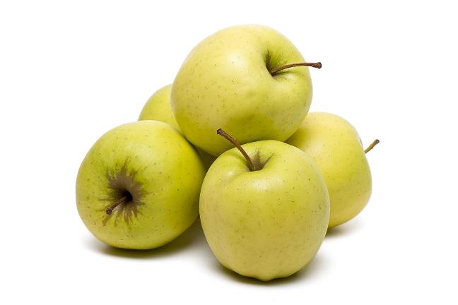 Organic Apples Golden Delicious (15kg/crate)