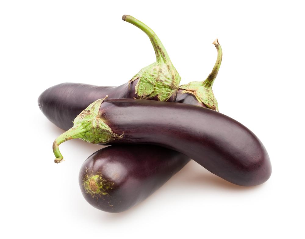 Organic Eggplant Lebanese (500g)