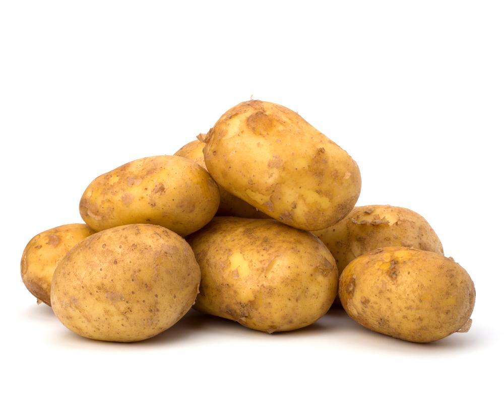 Organic Potatoes Dutch Cream 1kg
