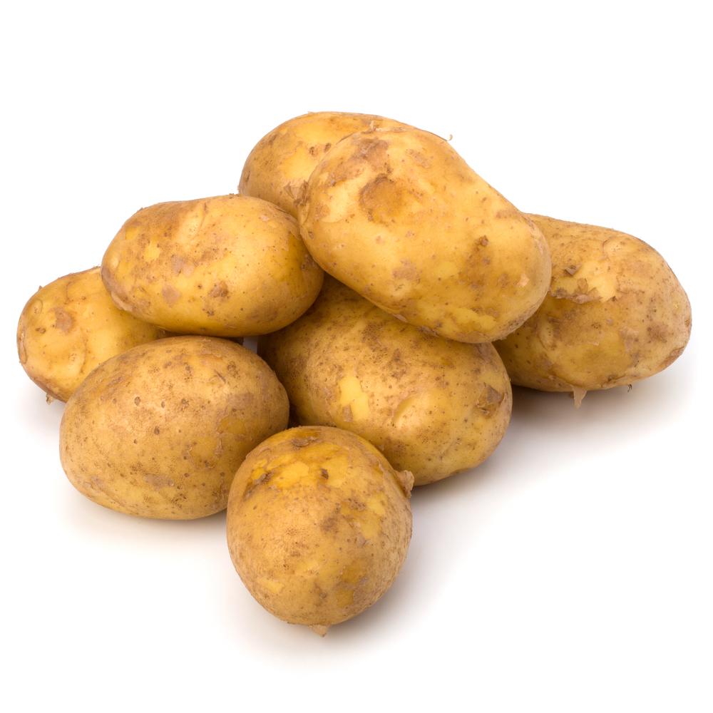 Organic Potatoes Nicola (20kg/box)