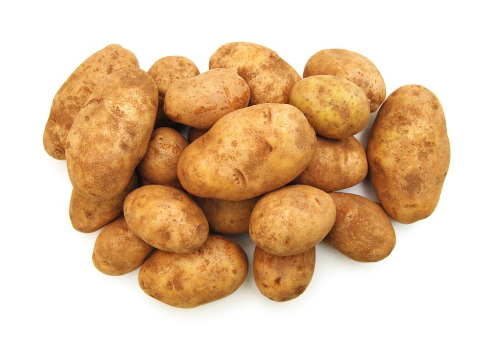Organic Potatoes Dutch Cream 2kg