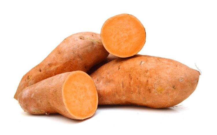 Organic Sweet Potato Gold LARGE (18kg/box)