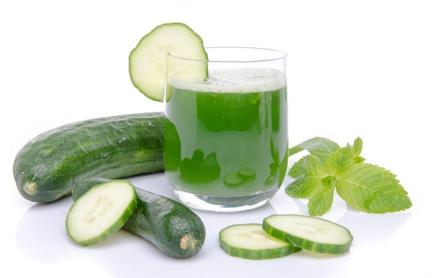 Organic Cucumbers Lebanese JUICING 1kg