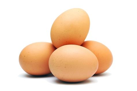 Organic Eggs Sunny Queen 700g (15doz/box)