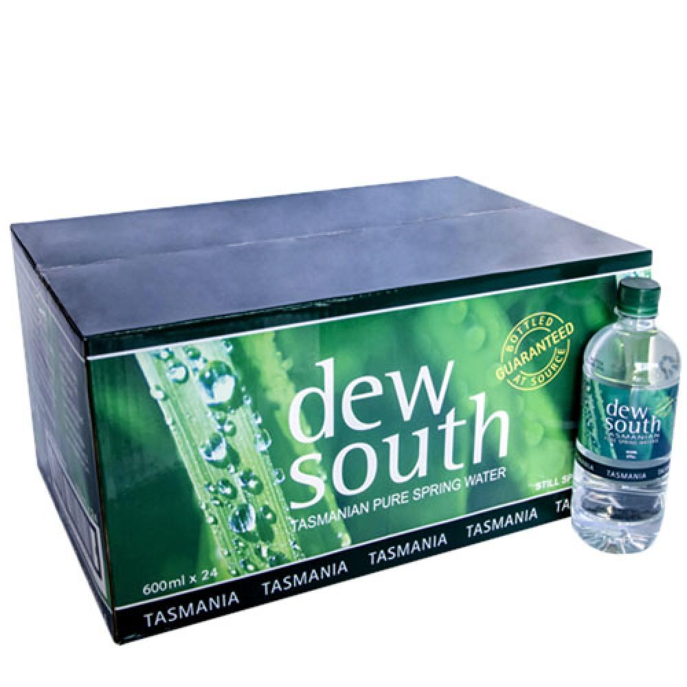Water Dew South 600ml (24ea/box)