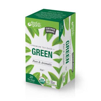 Absolute Organic Tea – Green (20 tea bags)