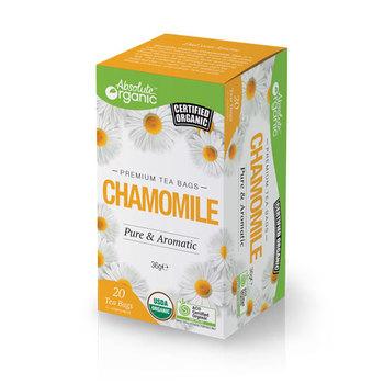 Absolute Organic Tea – Chamomile (20 tea bags)
