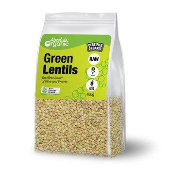 Absolute Organic Lentils Split Red 400g