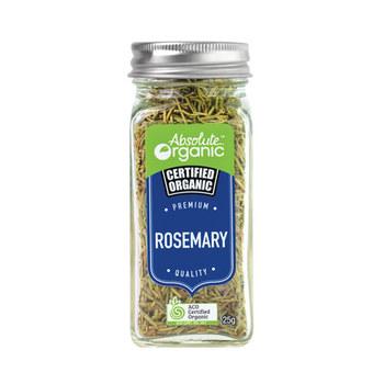 Absolute Organic Herbs Dried Rosemary 25g