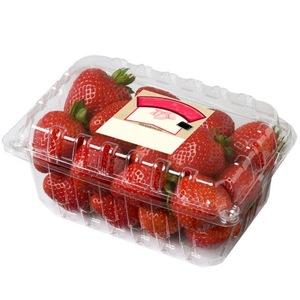 Organic Strawberry SECOND 250g punnet