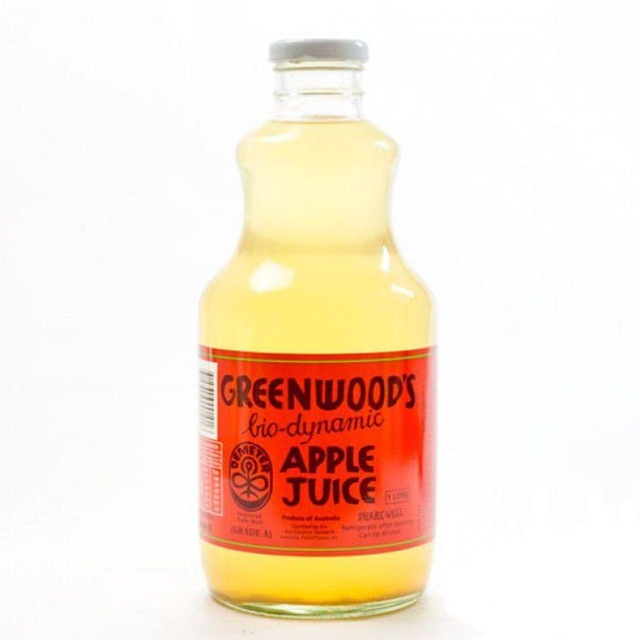 Greenwoods Apple Juice 1L