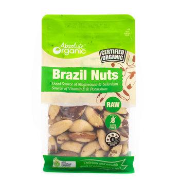 Absolute Organic Nuts Brazil 250g