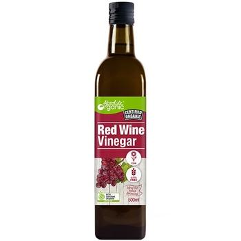 Absolute Organic Vinegar Red Wine 500ml