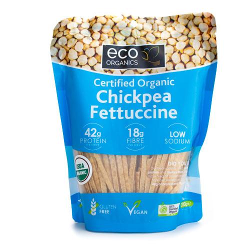 Eco Organics Chick Pea Fettuccine 200g
