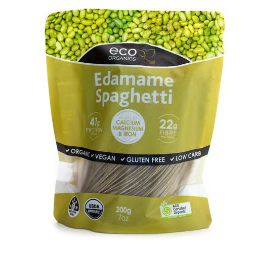 Eco Organics Edamame 200g