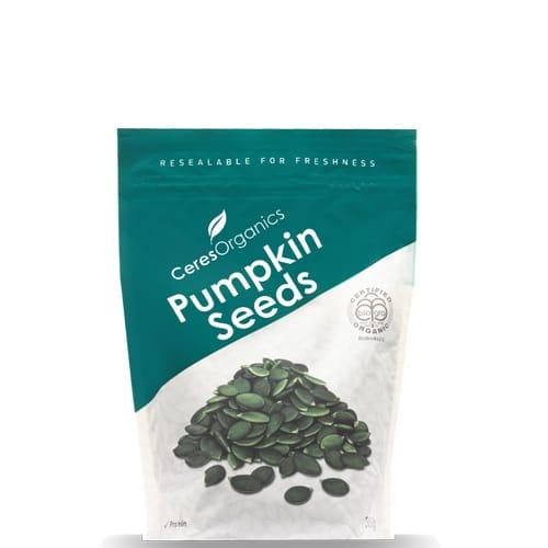 Ceres Seeds Organics Pumpkin 300g