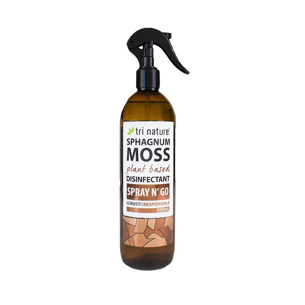 Tri Nature Sphagnum Moss Disinfectant 500ml