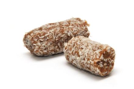 Bulk Organic Coconut Rolled Dates (5kg/box)