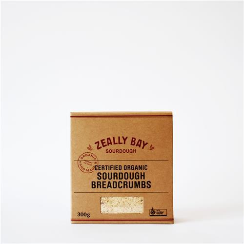 Zeally Bay Organic Breadcrumbs 300g