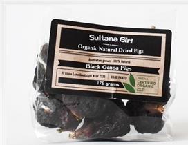 Organic Figs Dried 175g