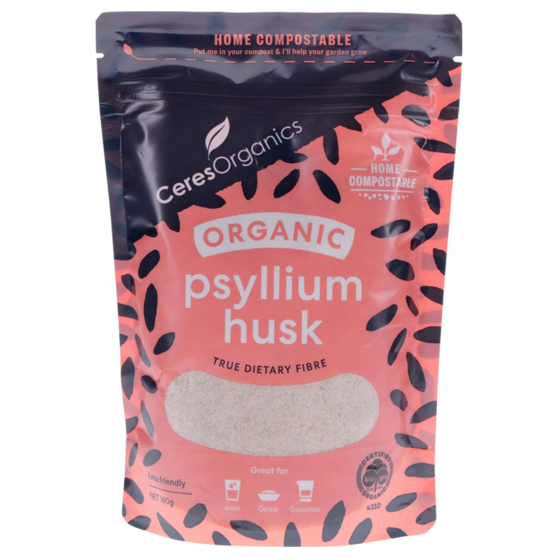 Ceres Psyllium Husk 180g